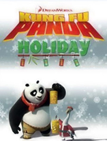 Kung Fu Panda Holiday Special Movie Poster Cameron Hood