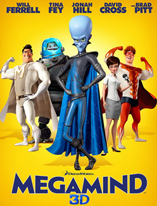 Megamind Movie Poster Cameron Hood