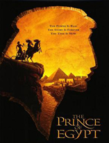 Prince Of Egypt Movie Poster Cameron Hood