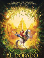 The Road To El Dorado Movie Poster Cameron Hood