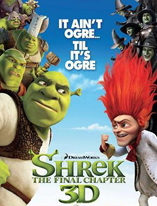 Shrek Forever After Movie Poster Cameron Hood