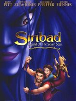 Sinbad Movie Poster Cameron Hood
