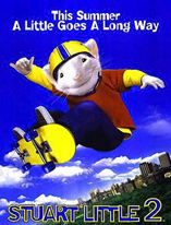 Stuart Little 2 Movie Poster Cameron Hood