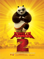 Kung Fu Panda 2 Movie Poster Cameron Hood